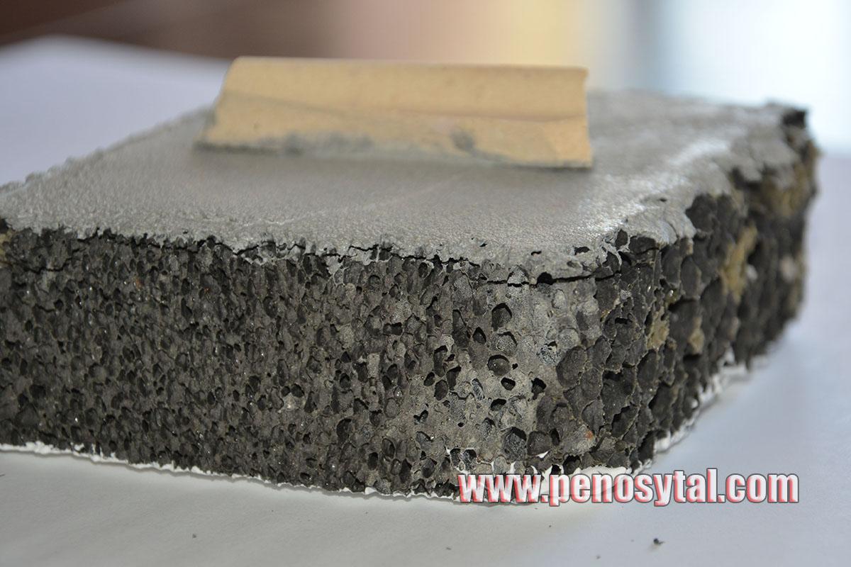 Пеностекло и цементный раствор штукатурка кирпича цементным раствором