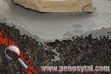 Пеностекло и цементный раствор электропроводность бетона